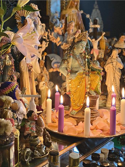 ritual, spell casting