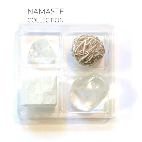 Namaste - Crystal Box - Peach, Truth, Love Light