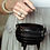 Thumbnail: Small Ribbed Cast Iron Cauldron- Abundance, Magic, Manifestation, Goddess