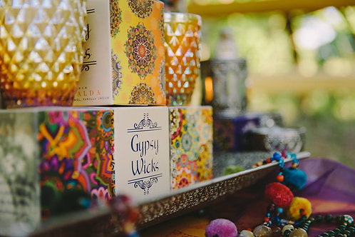Carnival Collection - Dreams And Fireflies - Gypsy Wicks Candles
