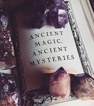 Ancient Magic, Ancient Mysteries | Amethyst Crystals