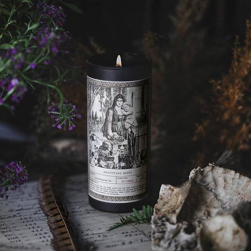 NOIR | Graveyard Roses | Ritual Candle | 9oz