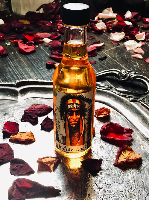 Indian Luck Spiritual Perfume-  Gambling, Jackpots, Increases Personal Finance