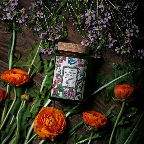 Botanical  | Wildflower Nectar | Candle