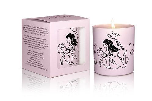 Scorpio - Zodiac Sex Massage Candle - Pomegranate Fragrance