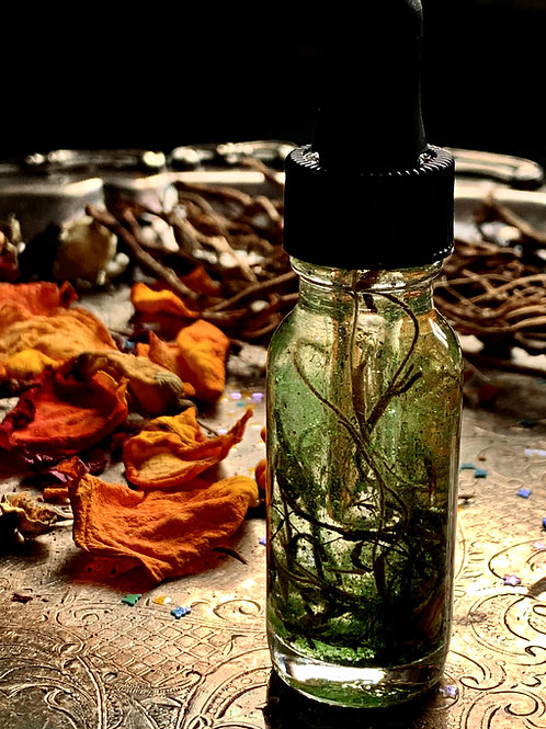 RICH Witch Oil-  Helps Budgeting, Manage Cash Flow, Earning Power