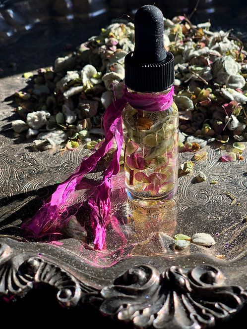 Dittany of Crete Oil -Manifestation Magic, Astral Projection, Summoning Spirits