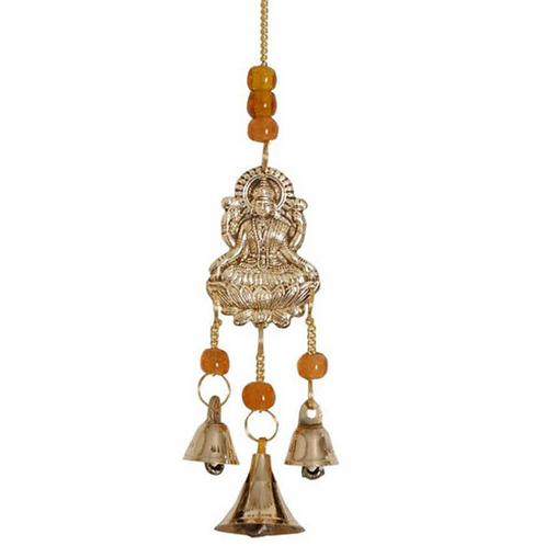 Lakshmi Chime With Beads- Financial Wealth, Success, Family