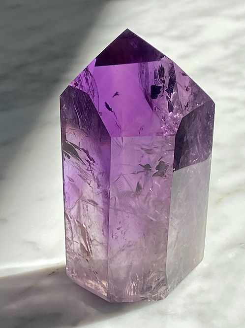 Amethyst Phantom - Medium -  Spiritual Transformation