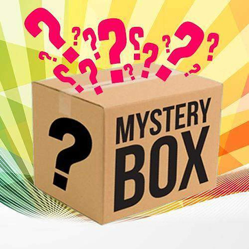 Folk Magic Mystery Curiosities Box – Learn Folk Magick, Give a Unique Gift