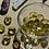 Lemon Quartz Tumbled Gemstone - AAA Crystal Clear-  Stone of  Good Luck