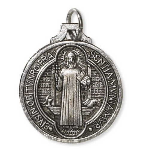 St. Benedict Charm Blessed From My Local Parish-  Most Famous Medal