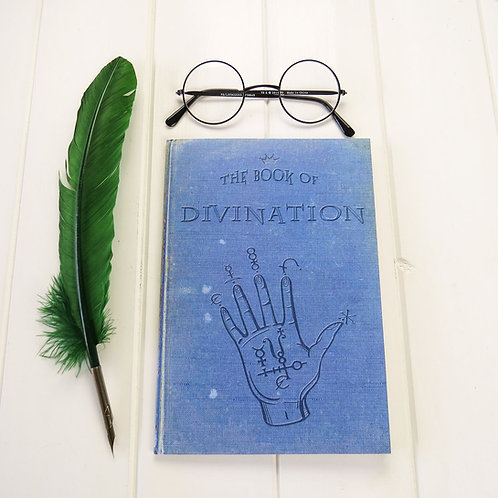Divination Notebook - Fortune Telling Notebook + Free Gift