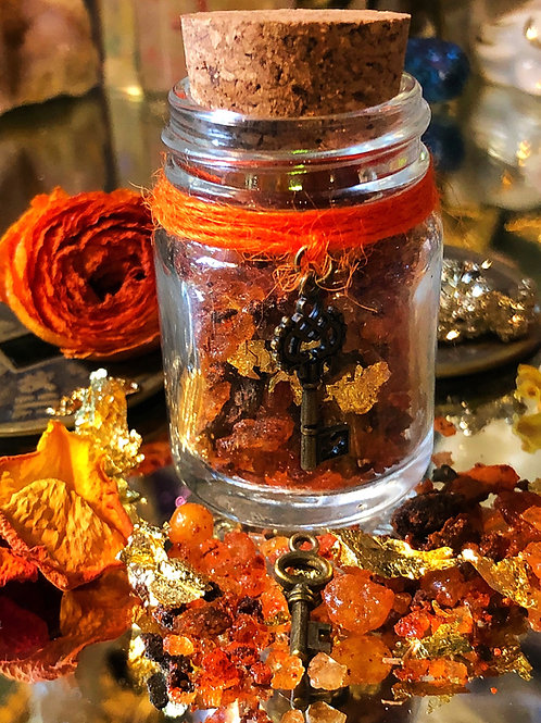 Ganesh Magic Incense- Removing Obstacles, Bring in Good Fortune and Abundance