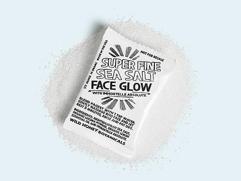 Super Fine Sea Salt Face Glow