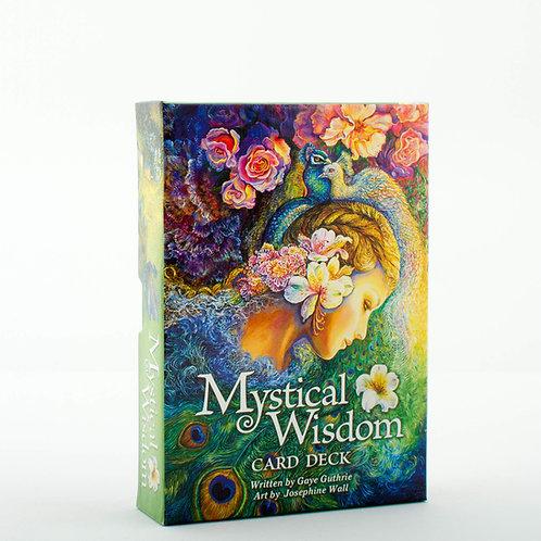 Mystical Wisdom Oracle Deck- + FREE GIFT
