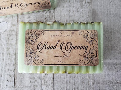 ROAD OPENING -Soap Bar- Open The Way, Clear Away Obstacles, High Success