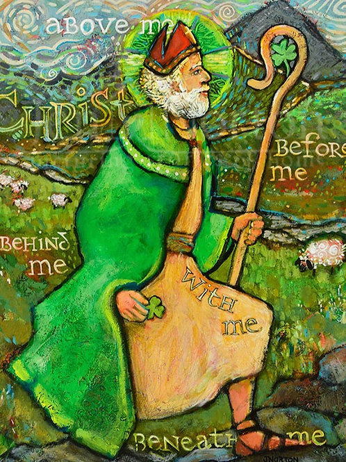 Saint Patrick's Holy Day Service- March 17th- Enhance Your Streak of Luck