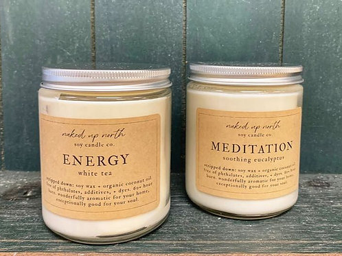 Energy Candle-  Use for Speed and Power