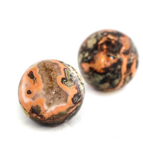 Rhyolite Gemstone Sphere -Shaman's Stone, Tranquility, Peace, Change