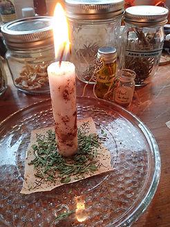 Tarot Spells | Magick Candle Burning