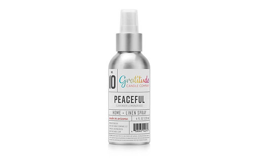 Peaceful (Lavender Lemongrass) Room & Linen Spray 4 oz.
