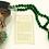 Prayer Mala Beads - Malachite - 108 Prayer Beads