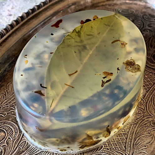 Spiritual Cleanse Herbal Blend Soap, hoodoo soap