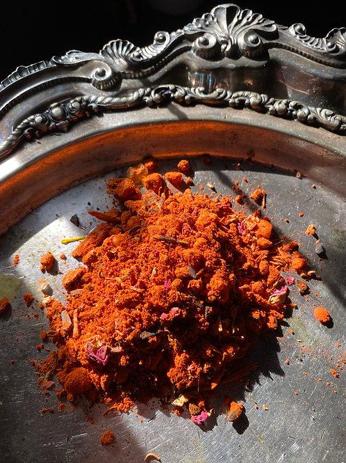 Fume of Splendor -Old Magick Ritual Loose Incense