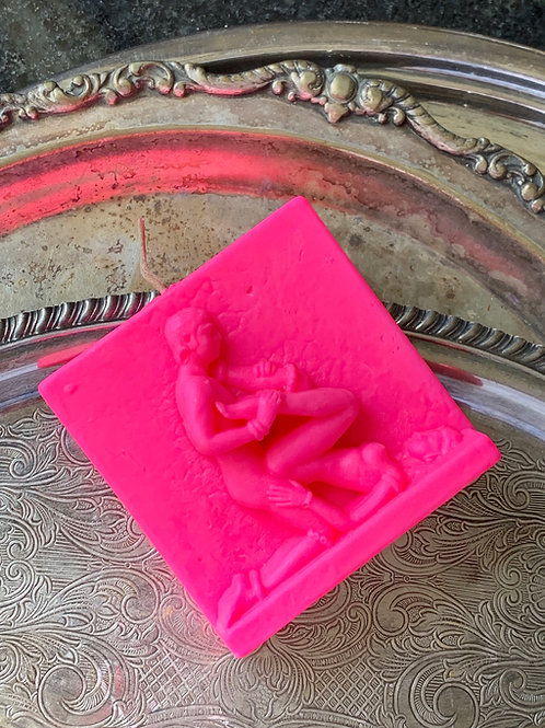 Kama Sutra Ritual Candle - Intimacy and Relaxation Through Sensuality