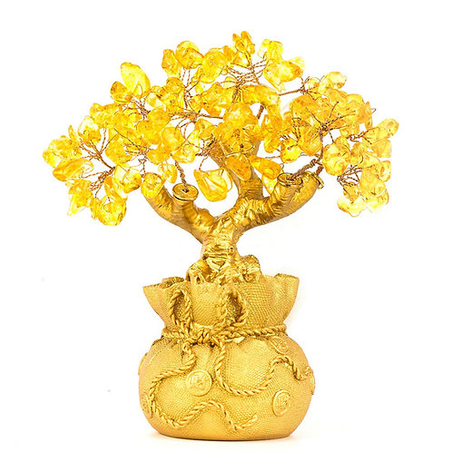 Citrine Money Tree- To Activate Wealth in 2020!