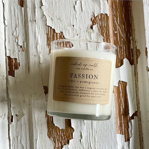 Passion Candle- Create a Passionate Environment, Tempt the On you WANT