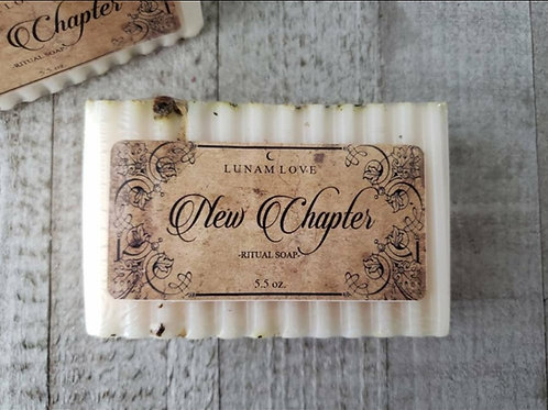 New Chapter Ritual Soap- New Energy, New Blessings, New Happiness