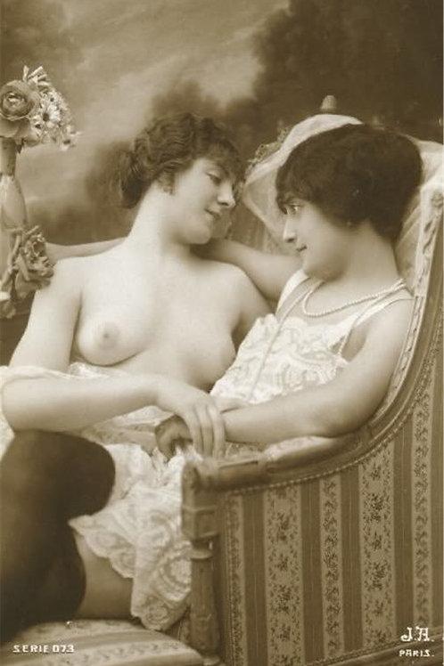 """Q"" Perfume Oil- Lesbian, Love, Partnership, Equality"