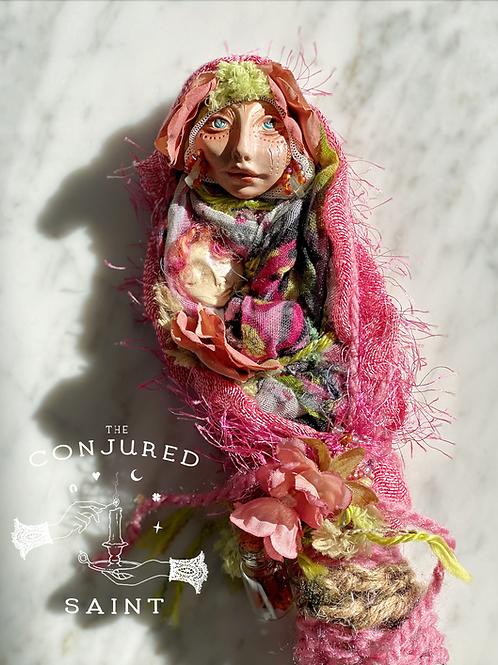 Spirit Doll- Talisman & Mystical Amulet For Magical Intent