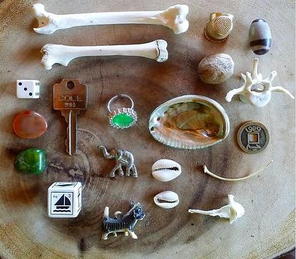 Equipment For Throwing The Bones | Magickal Rituals