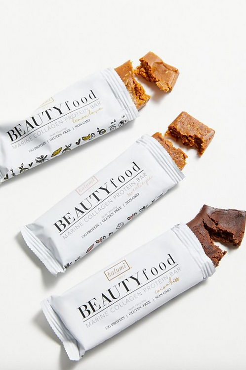 Kalumi BEAUTYfood Collagen Protein Bar Variety Pack