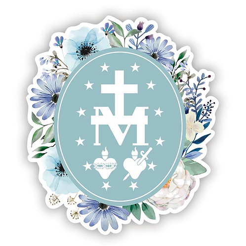 Miraculous Stars Magnet- Blessed Mother, Home Protection Angels