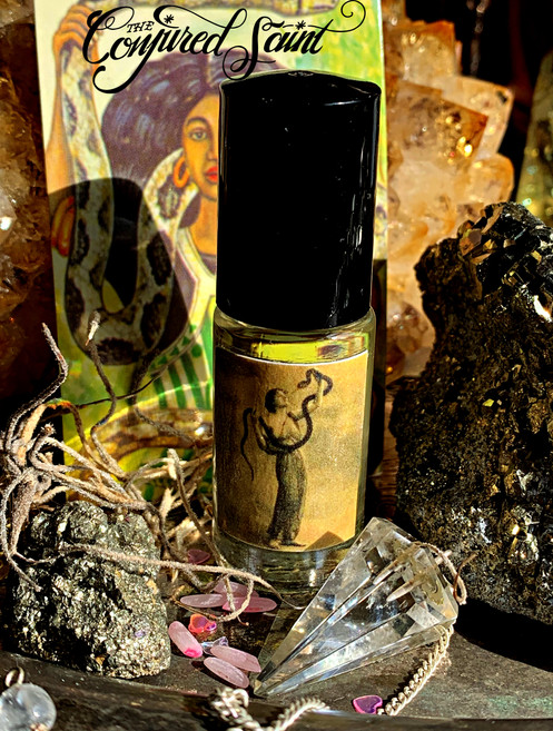 The Great Enchantress Roll-on Perfume - All Purpose Magical Tool & Perfume