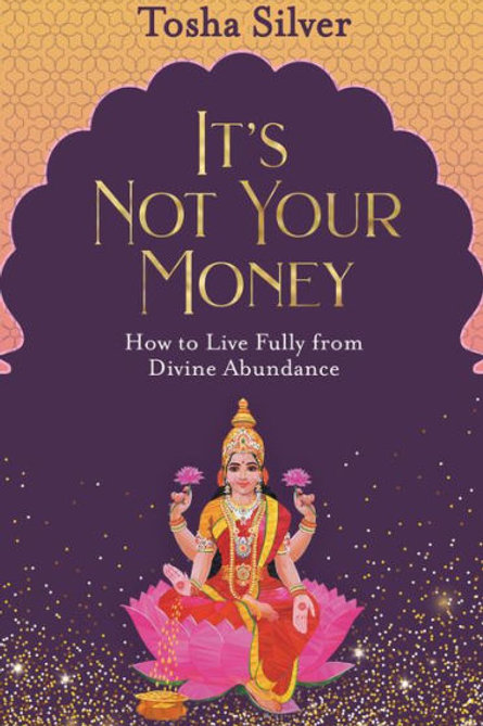 It's Not Your Money - Paper Book -How to Live Fully from Divine Abundance