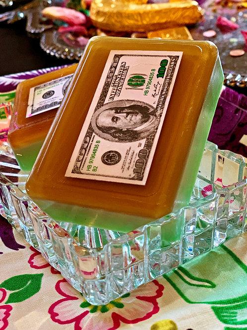 Fast Continuous Luck Soap - Lead a path of Abundance, Prosperity, Cash, Money