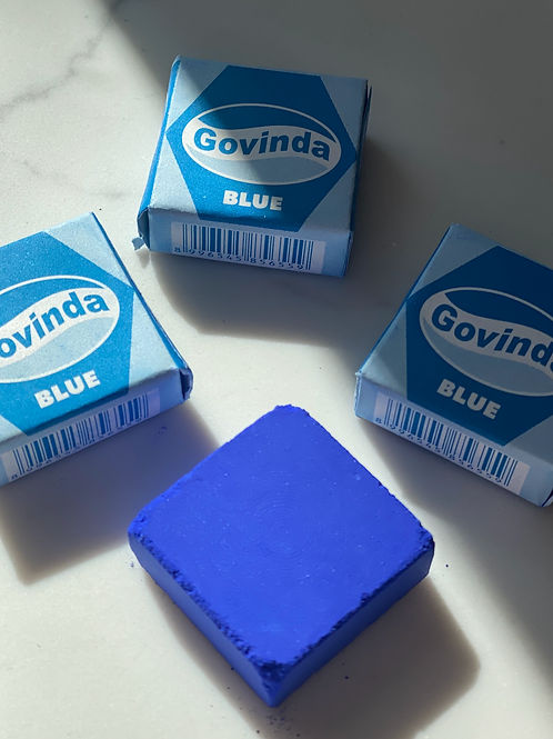 Bluing Squares- For Spiritual Baths and Washes
