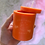 Loadable Spell Pillar Candle - ORANGE -Road Opener, Success, Opportunity, Legal