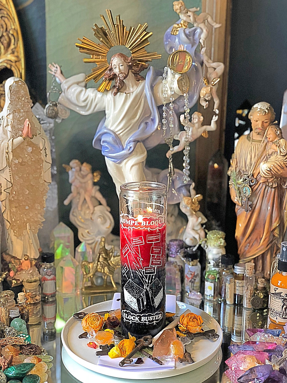 BlockBuster 7 Day Vigil Candle Service- Blast Away ...