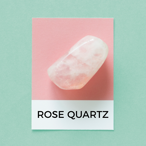 umbled Brazilian Rose Quartz Gemstone - The Stone of Love