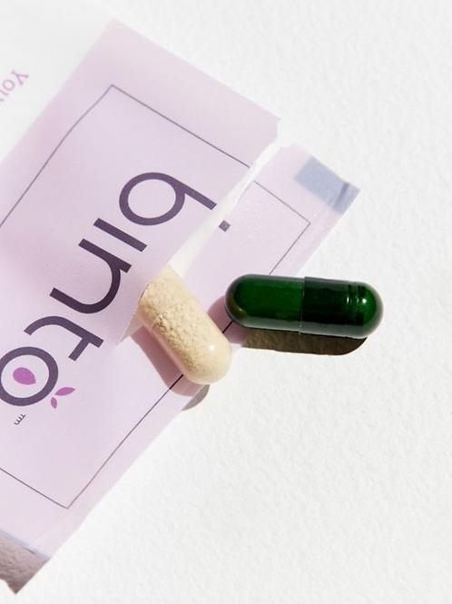 BINTO Women's Probiotic + Multi-Vitamin Packets
