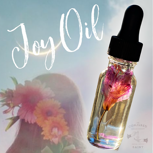 Joy Oil- Happiness, Joy, Peace,  Ease, Success, Renewal, Clearing