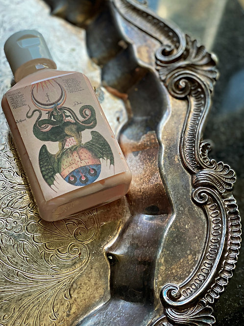 Dragon's Blood Lotion- Power, Love, Protection, Aphrodisiac, Strength, Cleansing