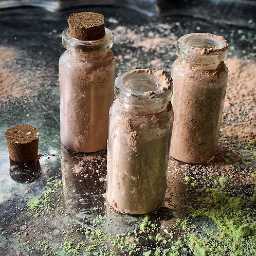 Abre Camino Cascarilla Powder- Blessing Ritual Powder- Remove Obstacles
