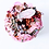 Thumbnail: Love Spell Candle - Dressed Pillar Heart Chakra